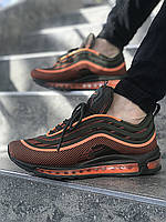 Мужские кроссовки Nike Air Max 97 (ТОП РЕПЛИКА ААА+), фото 1