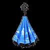 Зонт наоборот, зонт обратного сложения, ветрозащитный зонт с, антизонт, фото 3