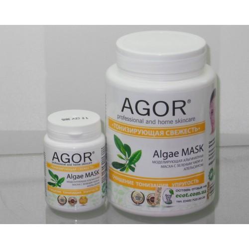 Альгинатная маска «ТОНИЗИРУЮЩАЯ СВЕЖЕСТЬ»,Agor, 25 г