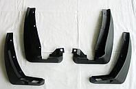 Renault Koleos 2011+ брызговики колесных арок ASP передние и задние полиуретановые