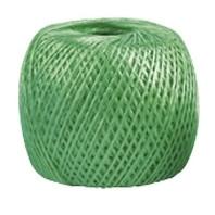 Шпагат полипропиленовый зеленый 60 м  1200 текс Сибртех 93976