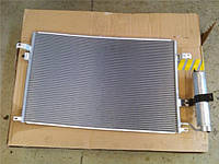 Радиатор кондиционера Дэу Нубира