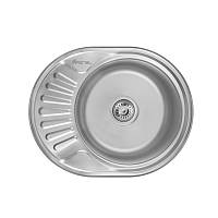 Мойка кухонная Imperial нержавейка 5745 Decor 0,8 мм