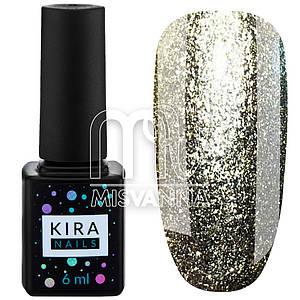 Гель лак Kira Nails 24 Karat №003 6 мл, светлая бронза
