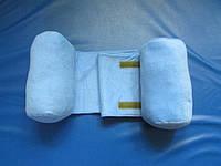 Подушка для новорожденных (ограничитель - фиксатор) сделано в Украине, фото 4