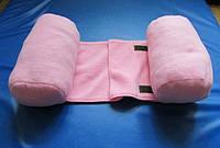 Подушка для новорожденных (ограничитель - фиксатор) сделано в Украине, фото 6