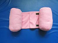 Подушка для новорожденных (ограничитель - фиксатор) сделано в Украине, фото 7