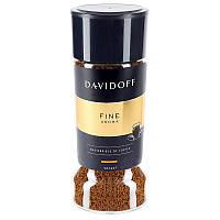 Кофе растворимый Davidoff Fine Aroma 100г. с/б