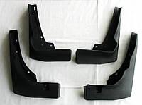 Mercedes Benz GLE COUPE без порогов брызговики колесных арок GT  передние и задние