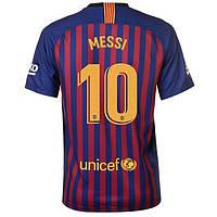 Футбольная форма Барселона Месси (fc Barcelona Messi) 2018-2019 домашняя