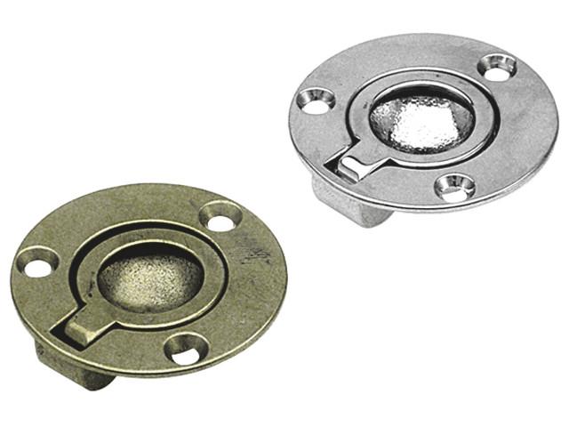 Кольцо для люка с круглым основанием HM