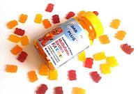 DAS Gesunde Plus Multivitamin-Barchen fur kinder желатиновые мишки мультивитамин для детей 60 шт - Германия