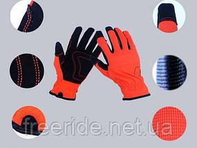 Велоперчатки FG демисезонные сенсорные (XL), фото 3