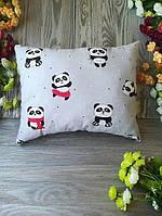 Подушка танцующие красные панды, 35 см * 28 см