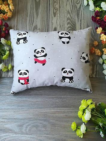 Подушка танцующие красные панды, 35 см * 28 см, фото 2