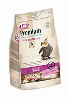 Lolo Pets Premium Food Премиум корм для средних попугаев нимф
