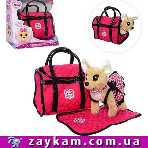 Собачка Кикки в сумочке аналог Чи Чи Лав (M1621U-N-UA)