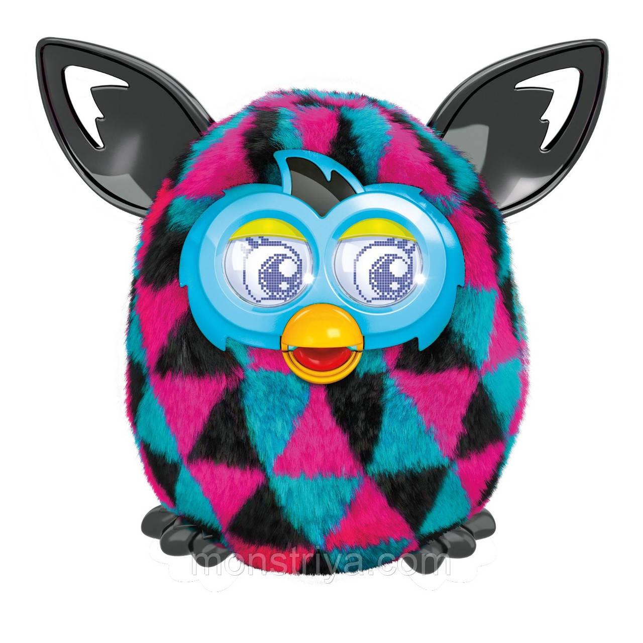 Ферби Бум Интерактивная игрушка Furby Boom треугольники.