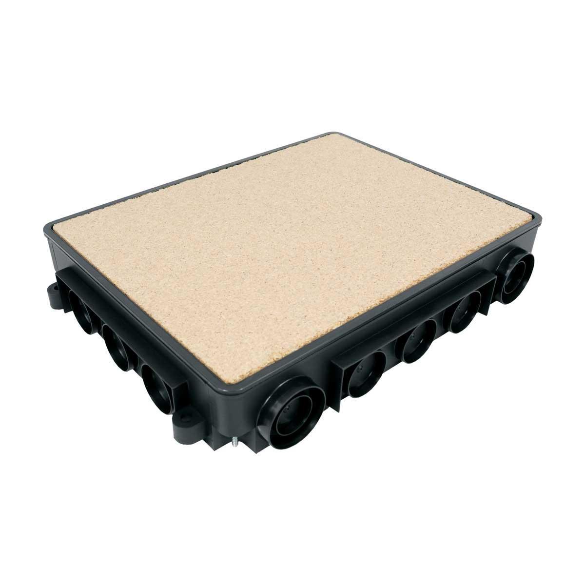 Корпус коробки  KOPOBOX; для підлоги;