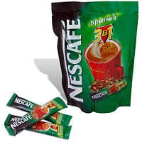 Растворимый кофе NESCAFE 3-в-1 КРЕПКИЙ
