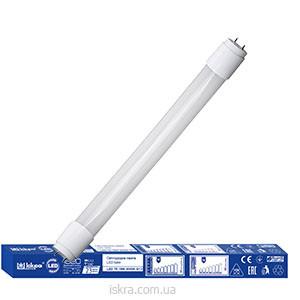 Лампа лінійна (трубка) LED Т8, 9 Вт, Холодно біла, (G13), 220 В