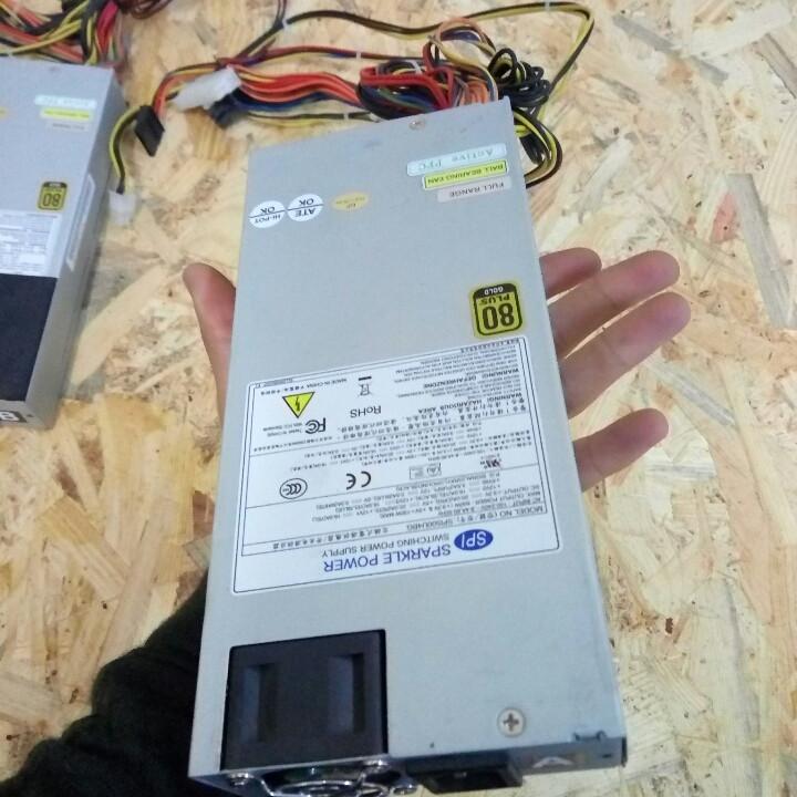 Блок питания 500W Sparkle Power SPI500U4BG ( 500Вт )