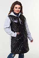 Женская туника - толстовка  ОС860 (норма), фото 1