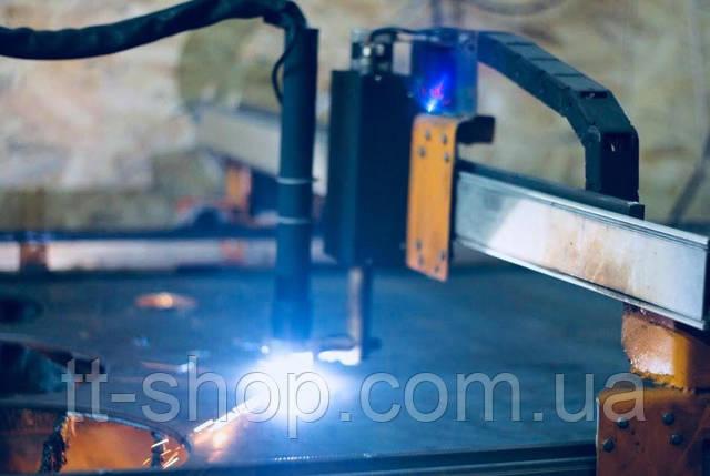 """Станок плазменной резки с ЧПУ (плазморез) плазменный источник """"JASIC 100"""", фото 2"""
