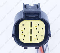 Разъем электрический 15-и контактный (45-39) б/у