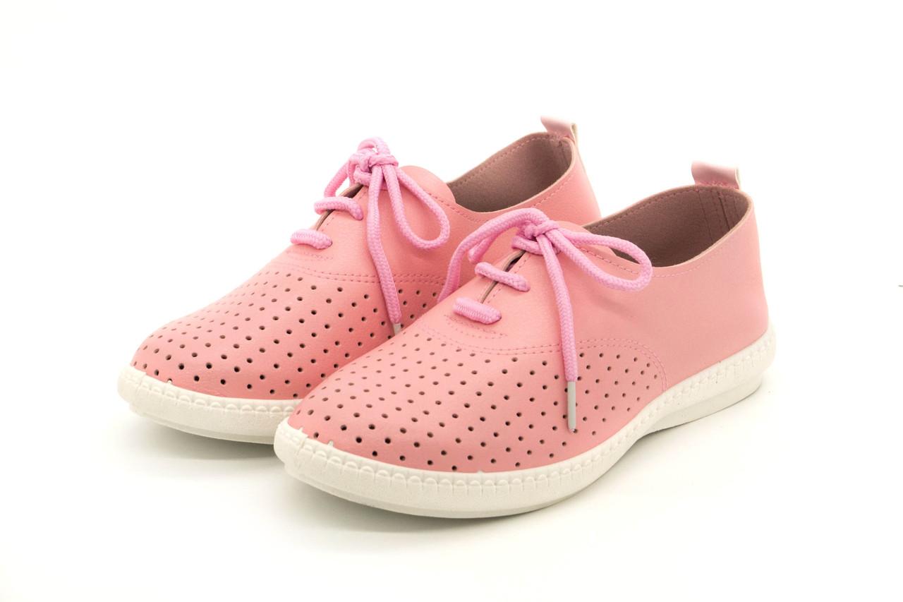 Кеди жіночі Hairie 40 Pink
