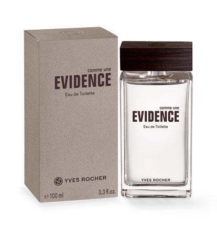 туалетная вода Comme Une Evidence Homme 100 мл цена 540 грн
