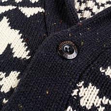 Свитер вязанный мужской, фото 2