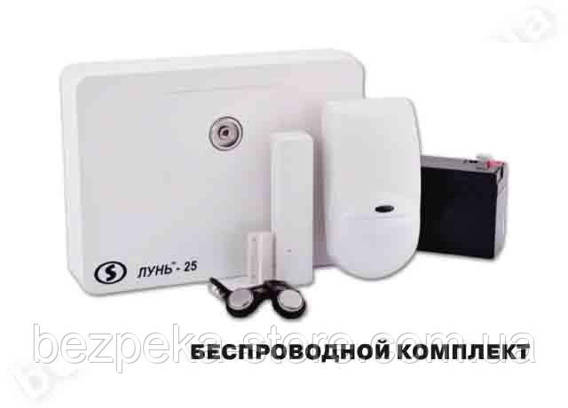 Радіокомплект на базі Лунь 25Т