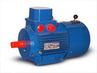 Двигатель с электромагнитным тормозом АИР 71 В2 Е (1,1 кВт/ 3000 об/мин))