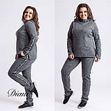 Женский спортивный костюм Philipp Plein ангора софт  Estilo Diani размер:42-44,46-48,50-52,54-56, фото 7