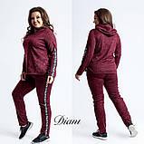 Женский спортивный костюм Philipp Plein ангора софт  Estilo Diani размер:42-44,46-48,50-52,54-56, фото 6
