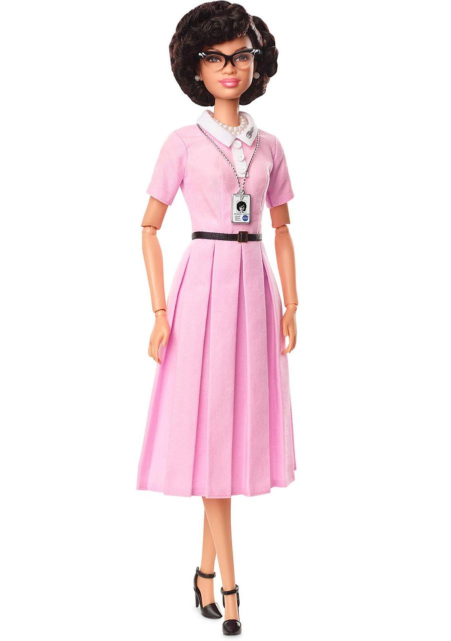 Барби Кэтрин Джонсон Вдохновляющие женщины