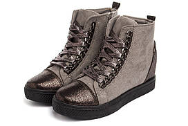 Ботинки женские Haver sniekers grey 41