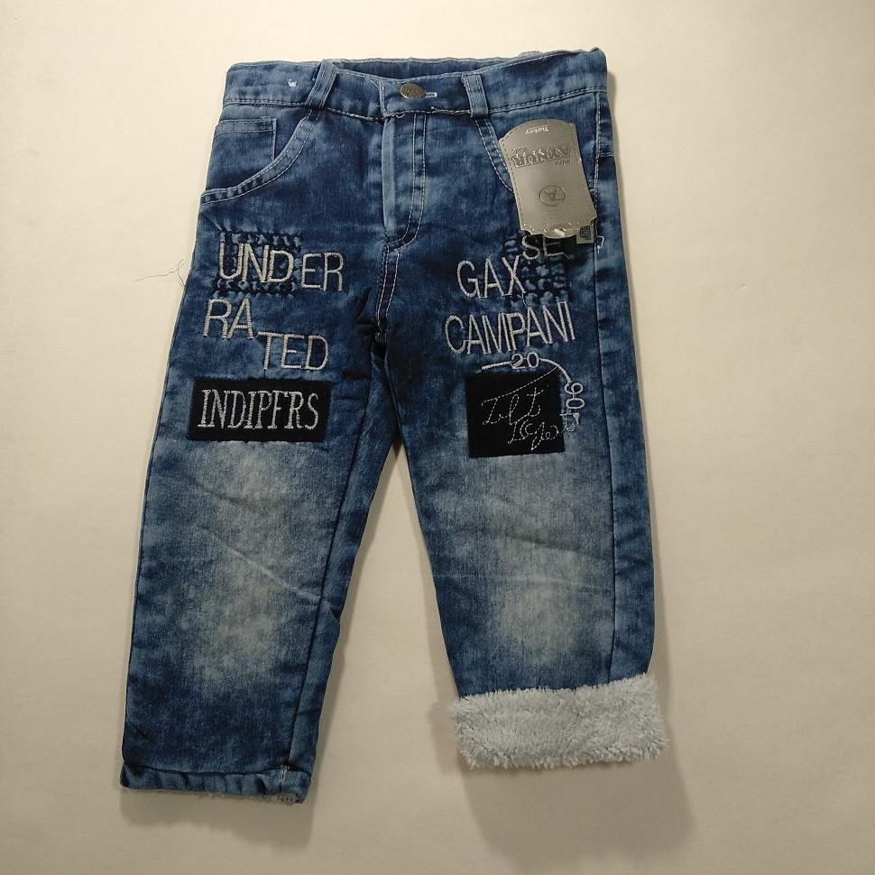 """Детские джинсы 1-4 на травке Aynur """"UNDER"""" 28855"""