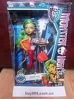 Кукла Monster High  New Scaremester Jinafire Long Джинафаер Лонг  Новый скарместр