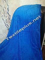 Простынь Plaid 200*230 синий