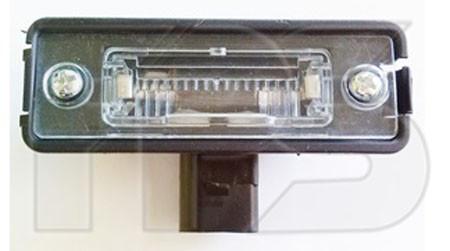 Фонарь подсветки номера VW Golf IV '97-03 хетчбек левый / правый (FPS) 1J6943021