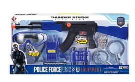 Детский игровой набор полицейского
