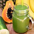 Тропический фруктовый смузи