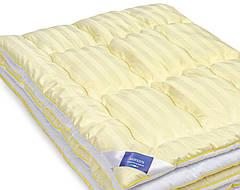 Одеяло детское антиаллергенное EcoSilk Деми Carmela 110 x140 сатин+микросатин  0552, фото 2