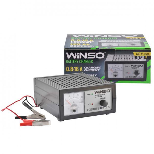 Зарядний пристрій для АКБ WINSO 12В 18А