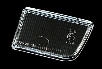 Стекло противотуманной фары VW Golf III '91-97 левое (FPS)