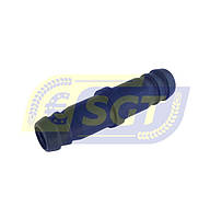 Штуцер для шлангу 12,5 мм на обприскувач, фото 1