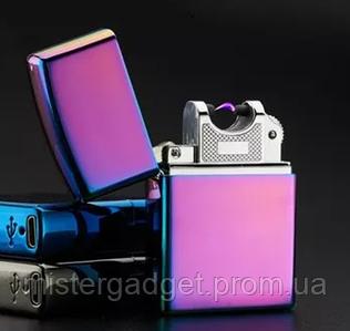 Импульсная зажигалка Jinlun USB Подарочная