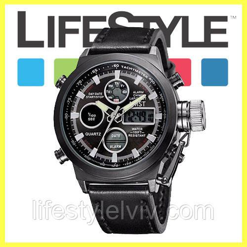 7434f4dec88e Стильные мужские наручные армейские часы AMST  продажа, цена в ...